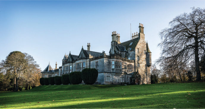 Lauriston-Castle