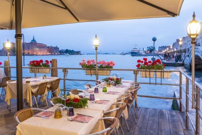 Places to eat in Venice