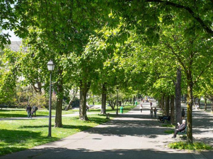 Bastions Park