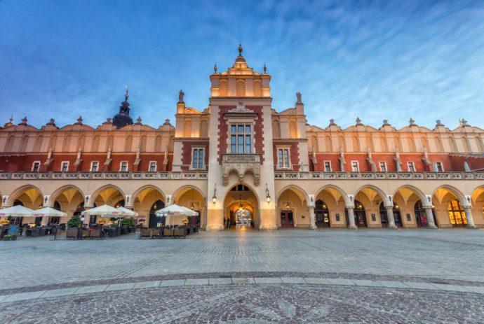 Cloth-Hall Krakow