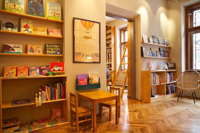 Massolit Bookstore and Cafe