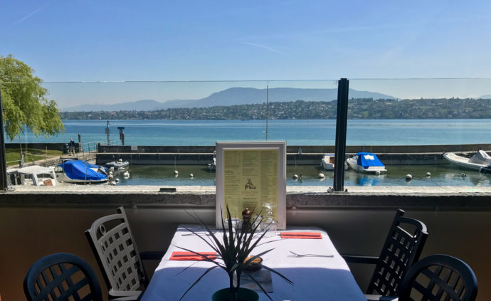 places to eat in Geneva
