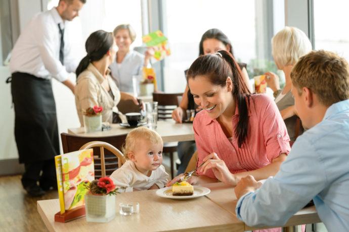 child friendly restaurants