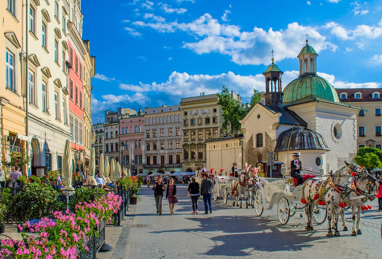 Where to Stay in Krakow with Your Family