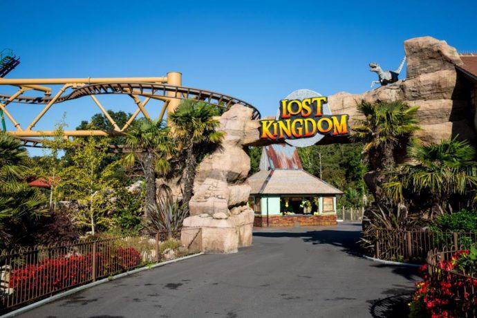 Lost Kingdom Paultons Park