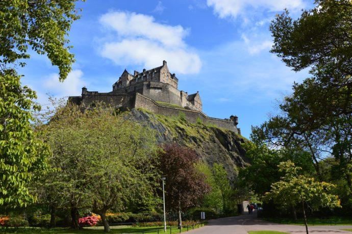 Edinburgh Castle - Edinburgh with Kids