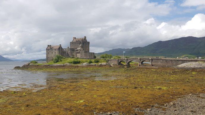 Eilean Donan Castle - Scotland with Kids