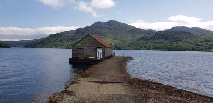Loch Katrine - Scotland with Kids