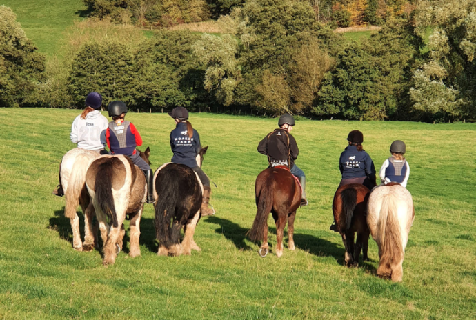 Pony and Horse Riding - Scotland with Kids